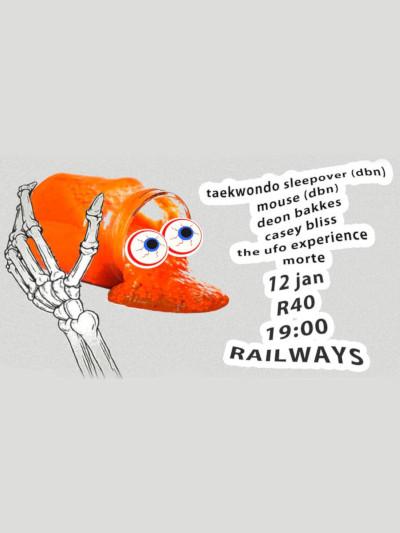 Railways – 12 Jan