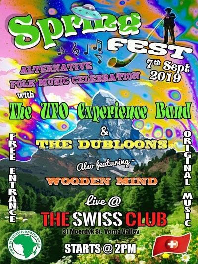 Spring Fest 7th Sept