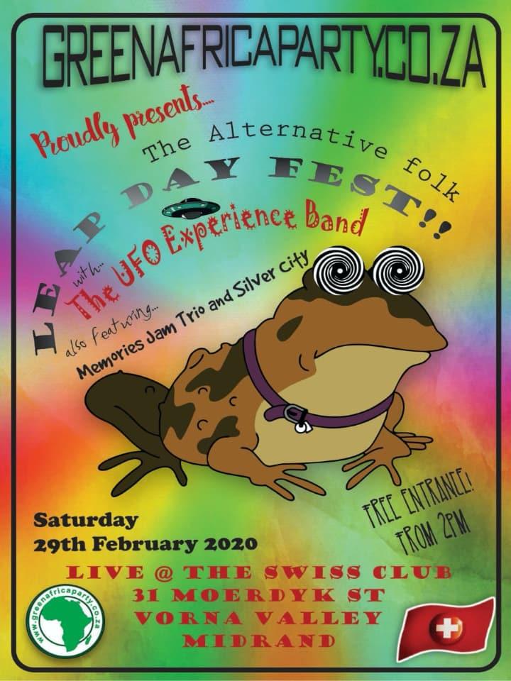 Leap Day Fest 29 Feb 2020